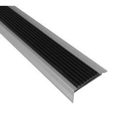 Profilé argenté 42 x 22 x 1350 mm - 1 pièce